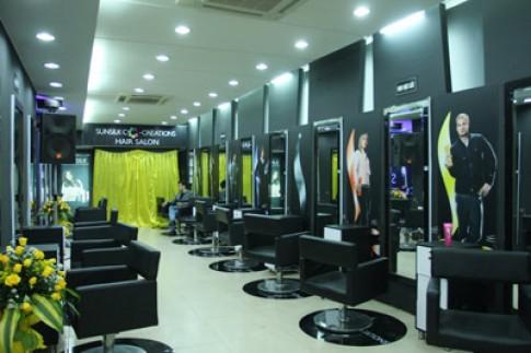 Tóc đẹp với bàn tay chuyên gia Sunsilk Co-creations salon