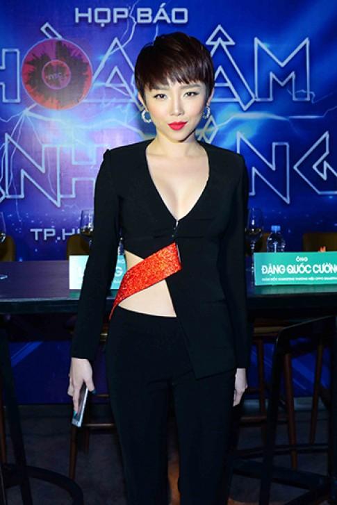 Tóc Tiên, Hà Hồ mặc đẹp nhất tuần qua