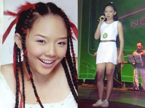 Tóc Tiên - từ cô bé tóc xù đến ngôi sao gợi cảm