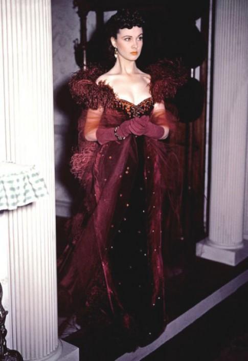 Tốn 30.000 USD bảo quản váy cho nàng Scarlett O'Hara