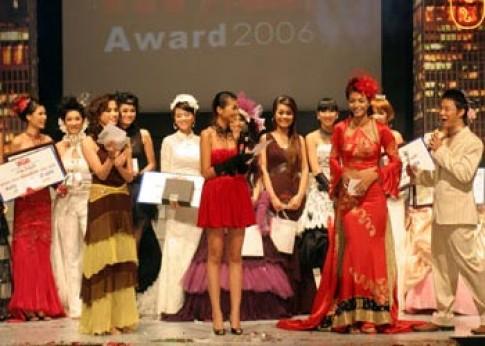 TP HCM thắng lớn tại giải 'Người mẫu VN 2006'