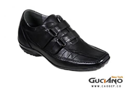 Trắng đen - gam màu lịch lãm cho giày cao