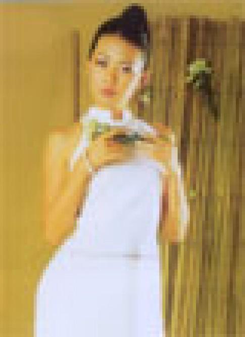 Trang phục dạ hội của Trương Thanh Hải