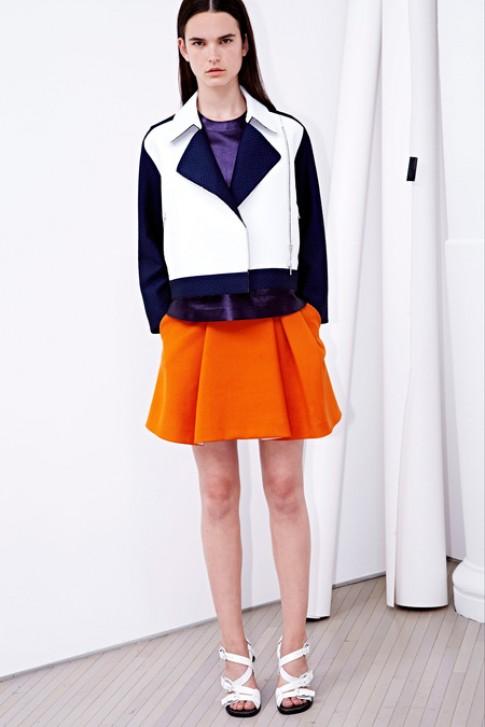 Trang phục đục lỗ thoáng mát của Phillip Lim