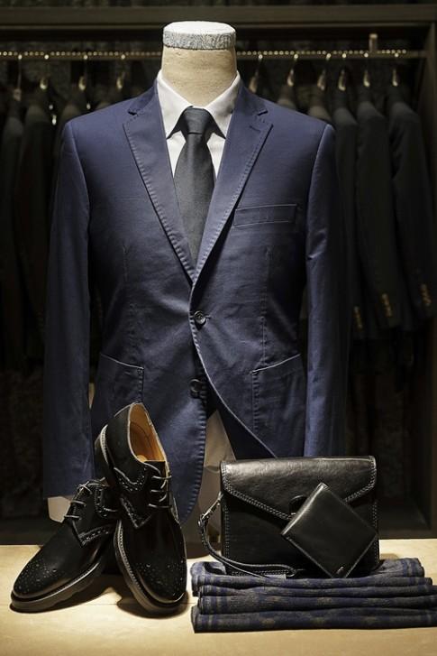Trang phục lịch lãm cho doanh nhân từ Format