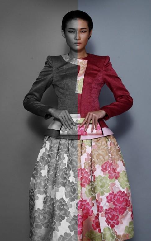 Trang phục sẽ được trình diễn tại tuần thời trang 2014