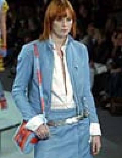 Trang phục xuân hè của Chanel