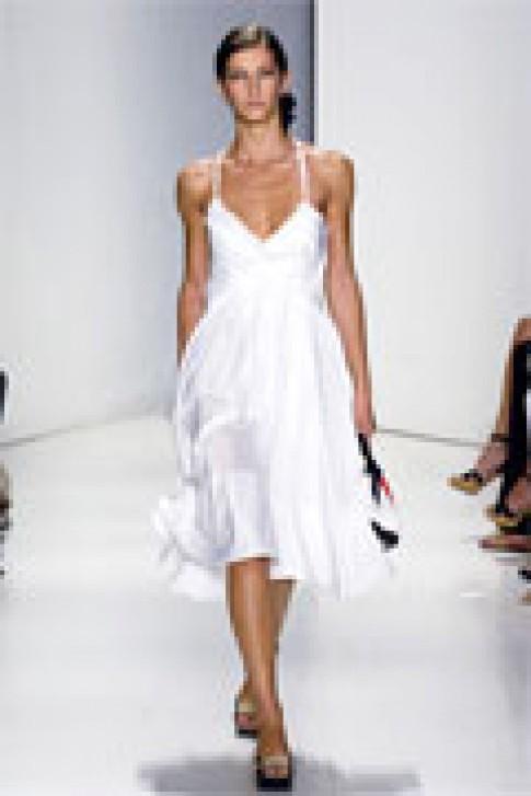 Trang phục xuân hè của Donna Karan