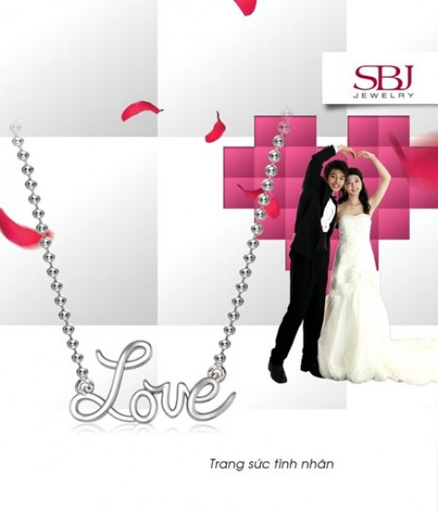 Trang sức cưới dành cho các cặp đôi