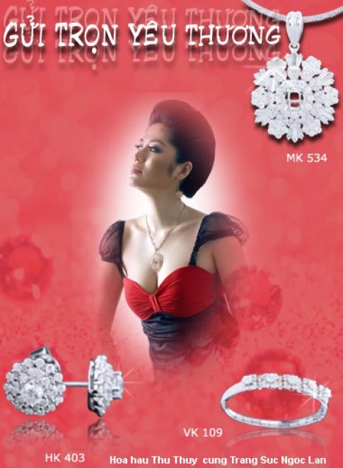 Trang sức Ngọc Lan dành tặng phái đẹp