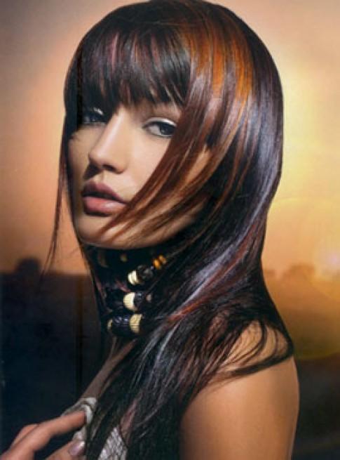 Trình diễn thời trang tóc Italy