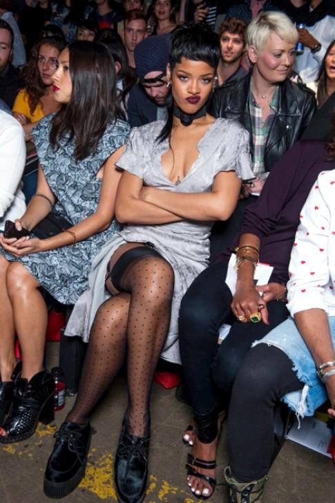 Trung tâm New York Fashion Week thất sủng vì nhốn nháo