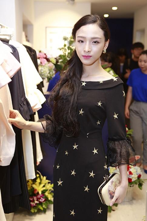 Trương Hồ Phương Nga đa phong cách tại sự kiện