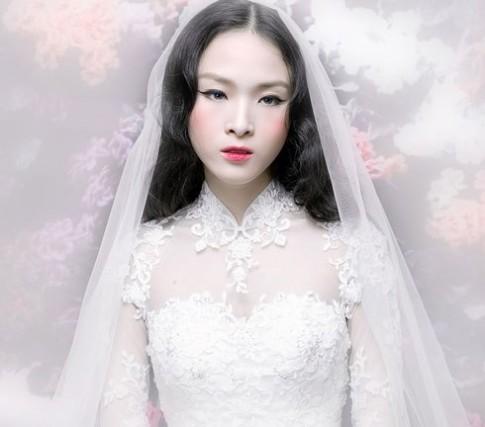 Trương Hồ Phương Nga làm cô dâu