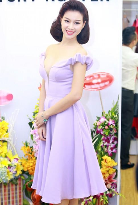Trương Tùng Lan, Diễm Hương trang điểm đẹp nhất tuần