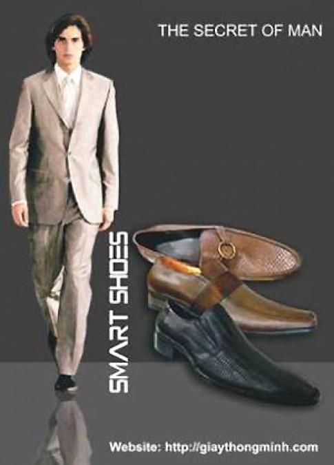 Tự tin cùng giầy cao Smart Shoes