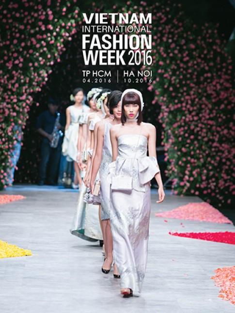 Tuần thời trang Quốc tế Việt Nam sẽ diễn hai mùa một năm