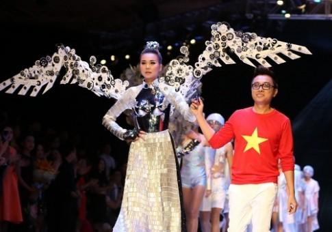Tuần thời trang quốc tế VN - giấc mơ mới về sự chuyên nghiệp