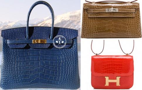 Túi Hermes hàng chục nghìn đô làm từ da động vật nào