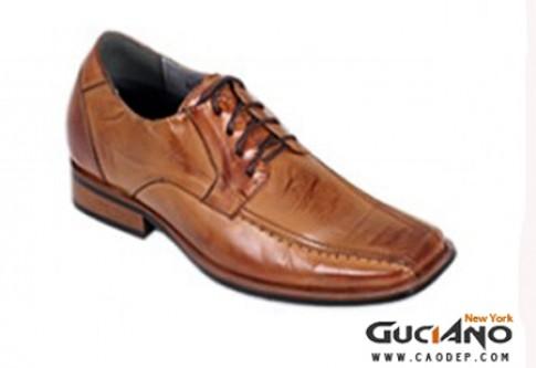 Ưu đãi lớn từ giày cao Guciano