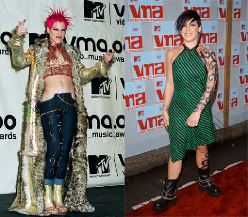 Váy áo thảm đỏ xấu kinh điển của sao Hollywood