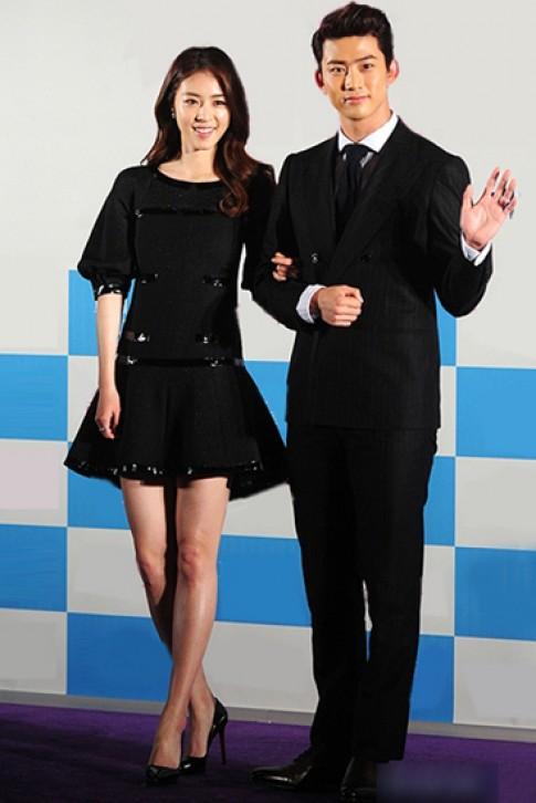 Váy áo thanh lịch của 'Nữ hoàng MV' Hàn Quốc