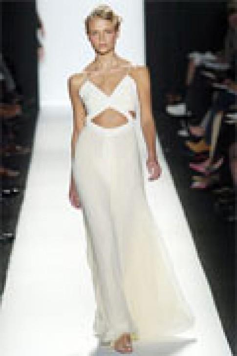 Váy dạ hội của Bill Blass