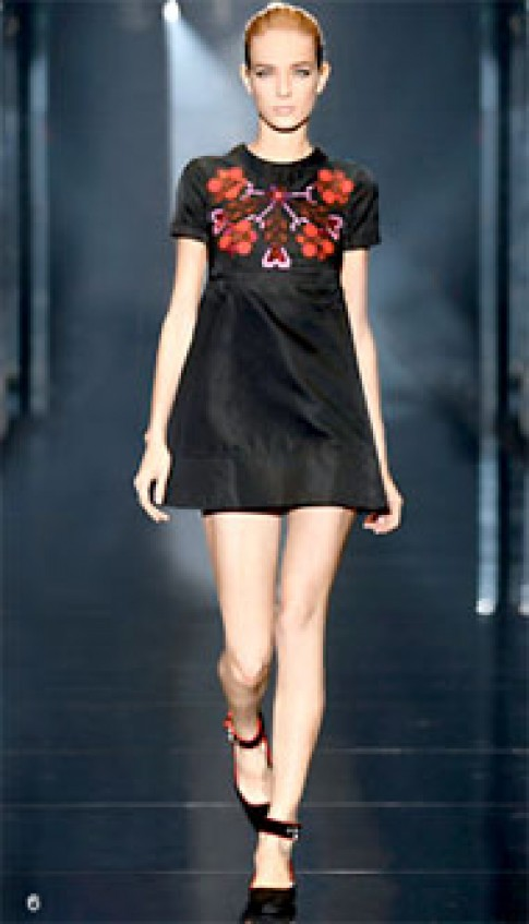 Váy hè Gucci