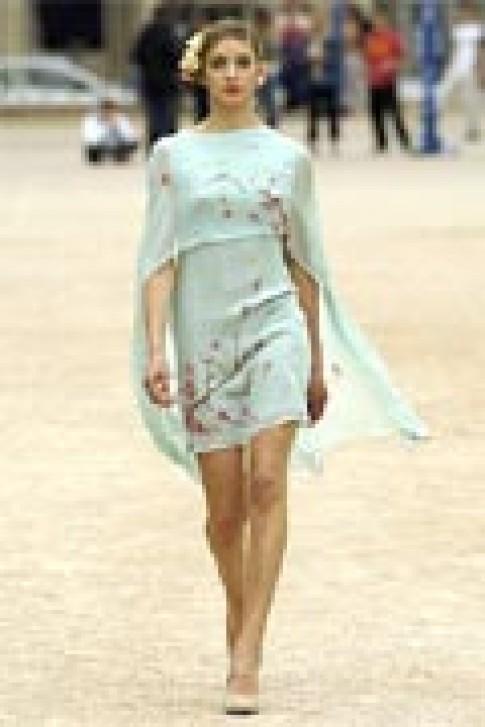 Váy thu ấn tượng