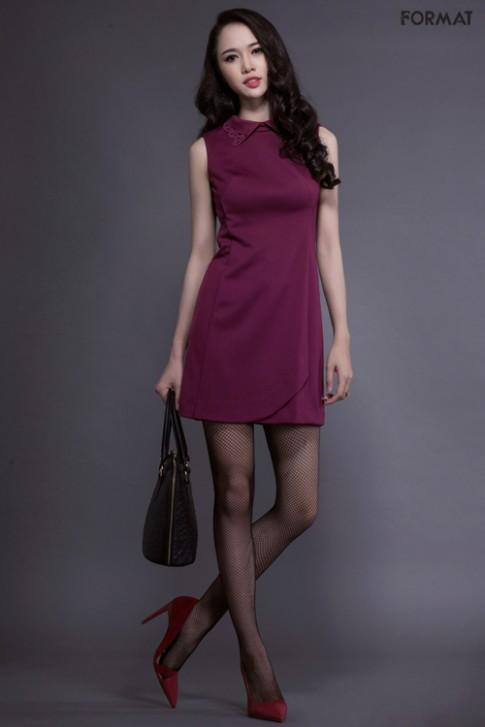 Váy thu đông dành cho phái đẹp