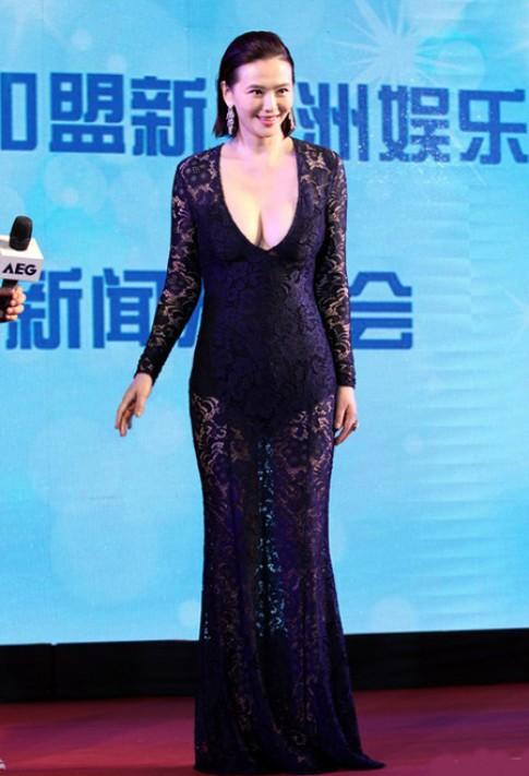 Vẻ đẹp bốc lửa của 'Nữ hoàng ma túy Đài Loan'