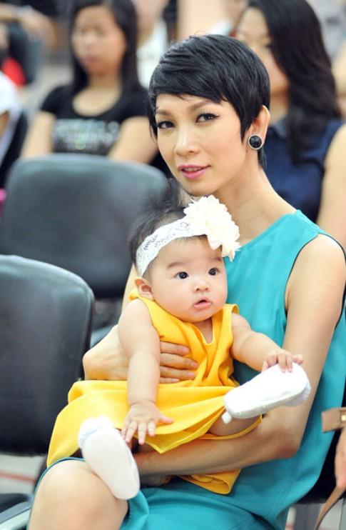 Vẻ ngoài thời trang của các nhóc tỳ nhà sao Việt