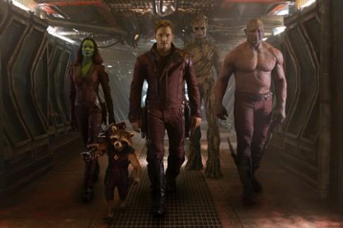Vẻ thời trang của các siêu anh hùng trong phim