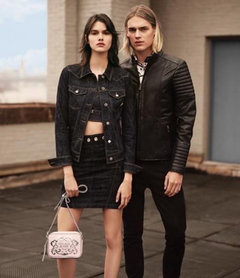 Versace Jeans giới thiệu bộ sưu tập xuân hè