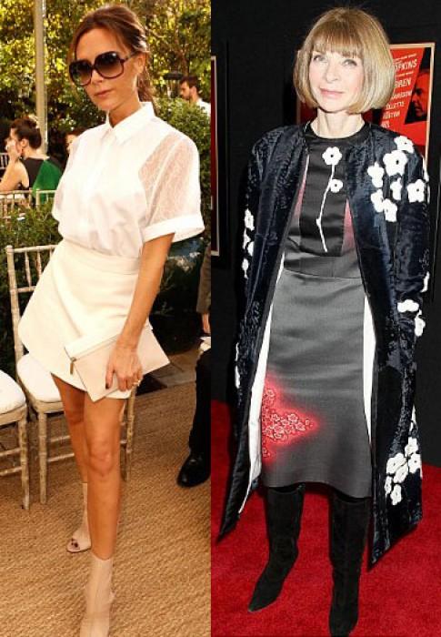 Victoria Beckham, Anna Wintour đấu giá bản thân làm từ thiện