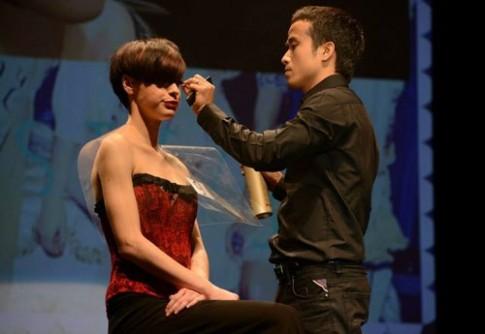 Việt Nam đoạt giải tại cuộc thi tạo mẫu tóc thế giới