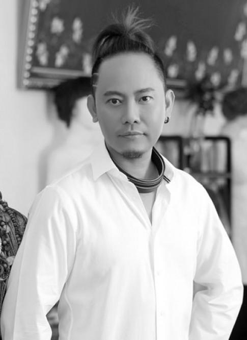 Võ Việt Chung dự Couture Fashion Week ở New York