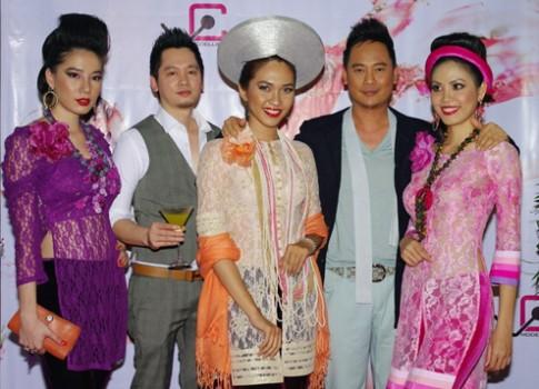 Võ Việt Chung 'lấn sân' đào tạo người mẫu