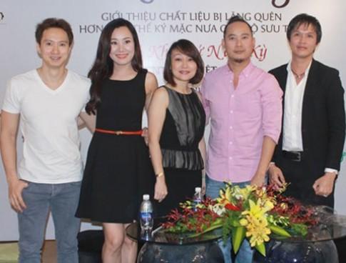 Võ Việt Chung ra mắt sưu tập áo dài 15 tỷ