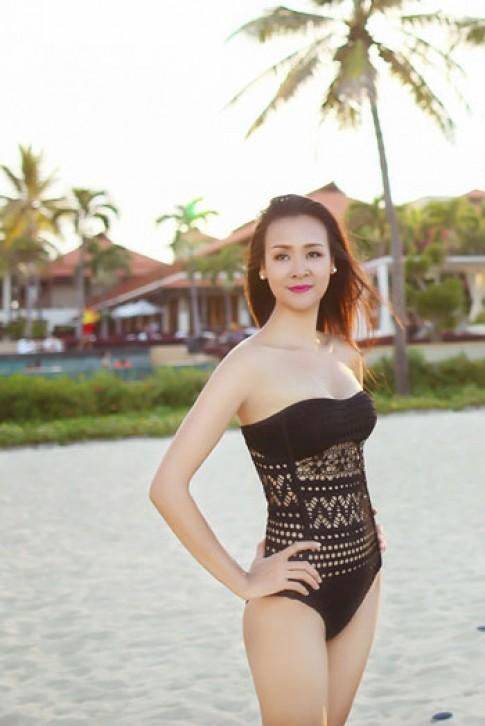 Vóc dáng thon gọn của các cựu người mẫu Việt