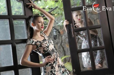 'Vũ khúc voan' cùng Eva de Eva