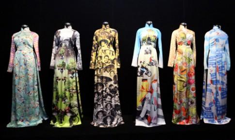 Xem tiếp: ba bộ sưu tập áo dài được triển lãm