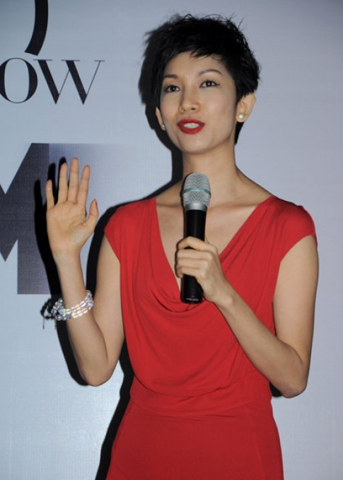 Xuân Lan mời Công Trí trở lại sân khấu thời trang