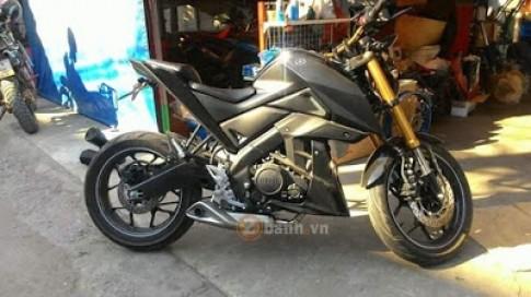 Yamaha M-Slaz độ pô CBR650 F ngọn nhẹ thể thao
