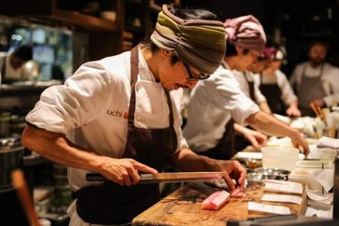 10 bí kíp của các bậc thầy sushi