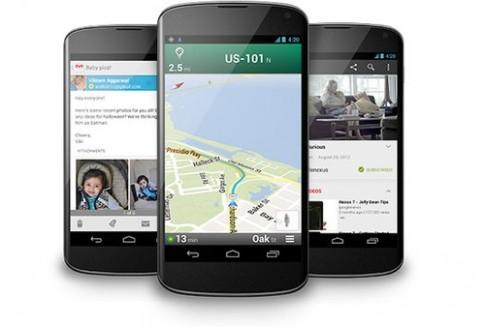 20 điện thoại tốt nhất thế giới tháng 5/2013 (4)