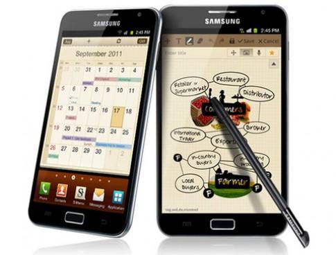 20 điện thoại tốt nhất thế giới tháng 9/2012