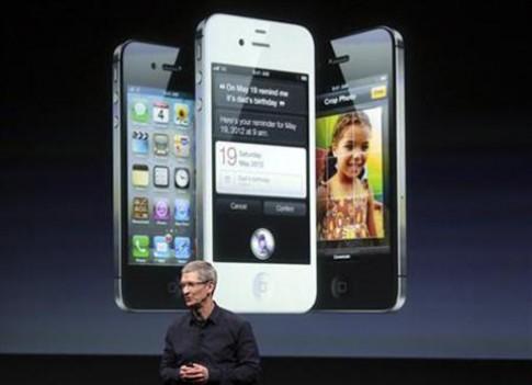 200.000 iPhone 4S hết veo sau 12 giờ đặt hàng
