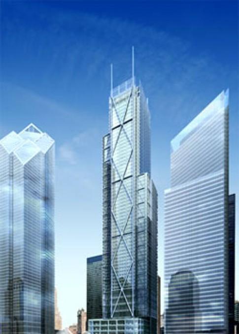 3 cao ốc mới trên nền WTC