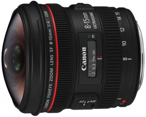 3 ống kính EF mới của Canon hoãn ra mắt tới tháng 3/2011
